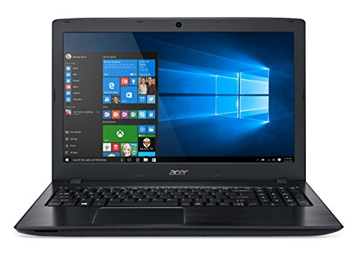 Acer Aspire E 15, 15.6' Full HD IPS LED-Backlit Laptop, Intel Core i7-8550U Quad Core, 8GB RAM, 256GB SSD, NVIDIA GeForce MX150, DVD-RW, US QWERTY Keyboard, WiFi, Windows 10 Home