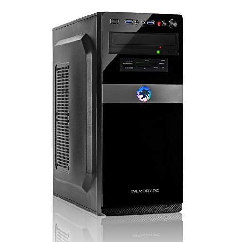 Memory PC Intel i7-10700 8X 2.9 GHz, 32 GB DDR4, 960 GB SSD + 4000 HDD, Intel HD 630 Grafik, Windows 10 Pro 64bit